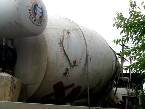 betoneira de concreto. sem caminhao mb scania ford volkswage