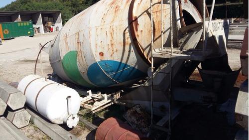 betoneira de concreto usadas sem caminhão