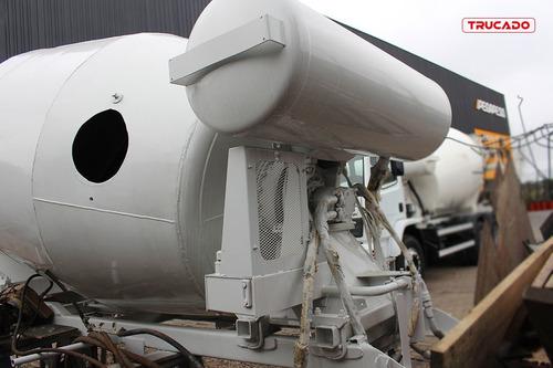 betoneira liebherr 7m³  preço de custo