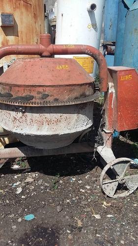 betoneira reforçada 400 litros com motor-cód 1185