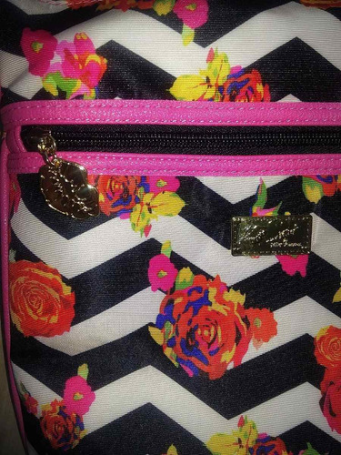 betsey johnson cartera