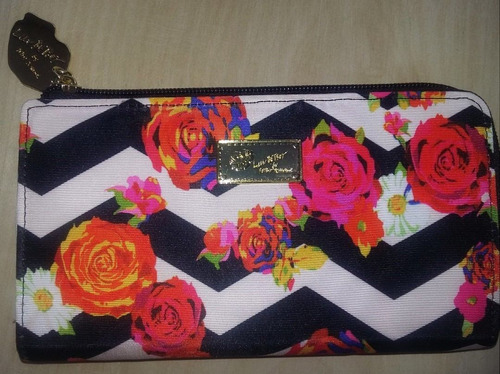 betsey johnson cartera billetera