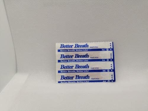 better breath tira banda nasale dilatador nasal la original