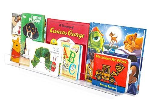 better the day - crianças invisíveis flutuante bookshelf,