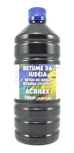 betume da judéia acrilex 500 ml