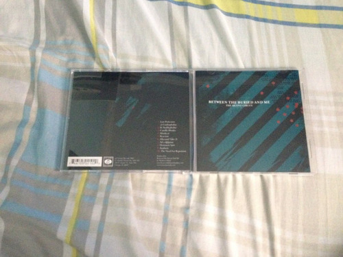 between the buried and me - silent circus - cd