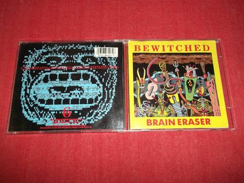 bewitched - brain eraser cd imp ed 1990 mdisk