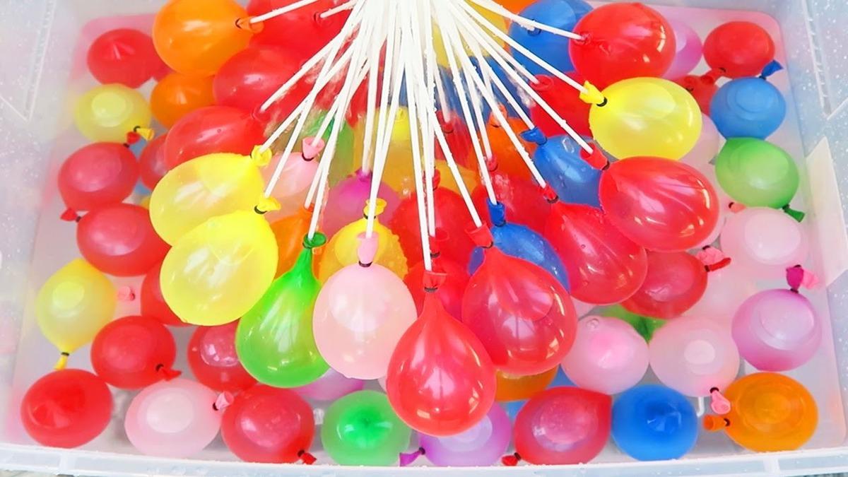 Bexiga De Agua Balao Festa Criança Brincadeira R 3014 Em Mercado