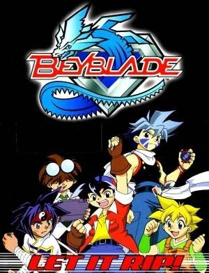 Beyblade Serie
