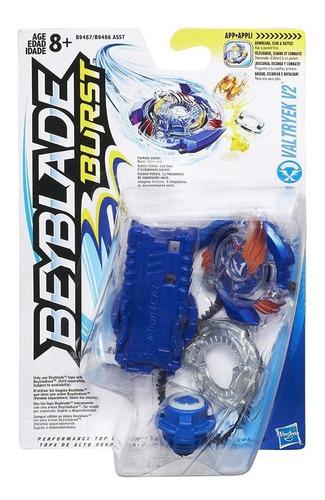 beyblade bey blade burst pack inicial lanzador full b9486