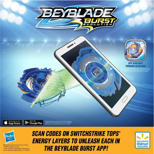 beyblade estadio burst evolution ultimate tournament  6 bey