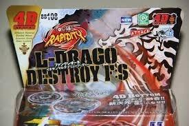 beyblade ferro l-drago destroy lançador 2 ponteira ferro