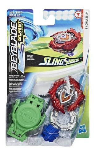 beyblade sling shock turbo - z achilles a4 - original