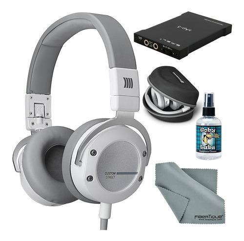 beyerdynamic custom auriculares de la calle (blanco) con