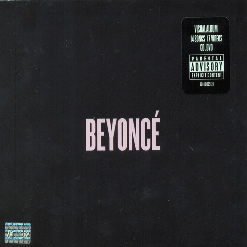 beyonce cd + dvd explicit version