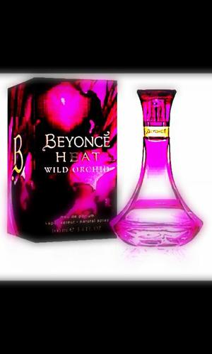 beyoncé heat wild orchid deo parfum