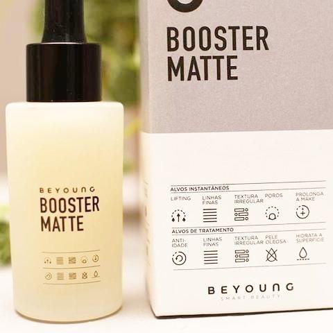 beyoung booster anti-aging original + frete grátis