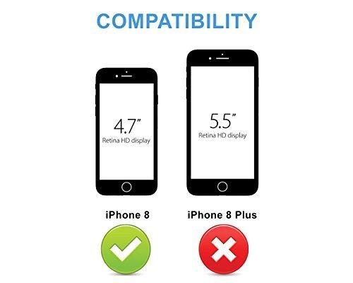 carcasa iphone 8 carga inalambrica