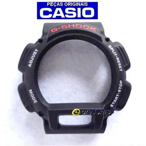 bezel capa casio gshock dw-9052 dw-9000 dw-9050 100%original