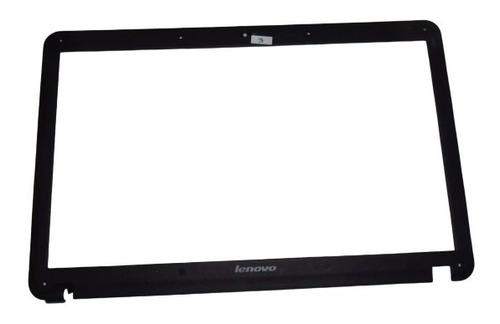 bezel marco de display notebook lenovo g550 con detalle