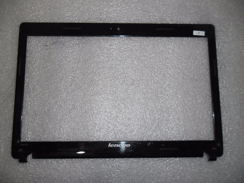 bezel marco de display para notebook lenovo g470 comp g475