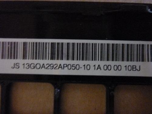 bezel marco de teclado para netbook asus eee pc 1015