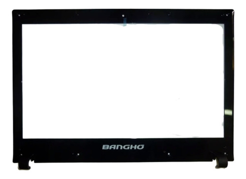 bezel marco display notebook bangho intelbras l630 l650 l660