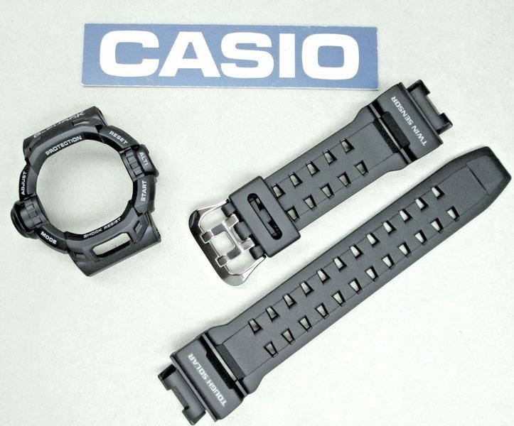 fd24ccb89ef Bezel + Pulseira G-shock Riseman G-9200 Gw-9200 100%original - R ...