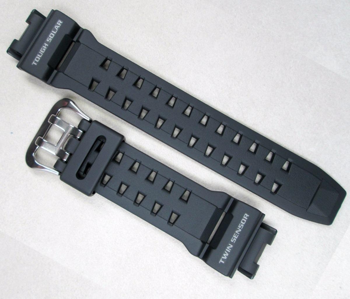 84144c1726d bezel + pulseira g-shock riseman g-9200 gw-9200 100%original. Carregando  zoom.