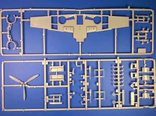 bf-109 g-6 zvedza