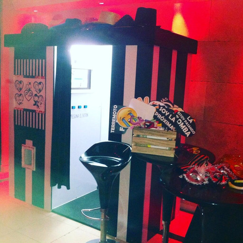 bf box cabina de fotos instantaneas eventos fiestas alquiler