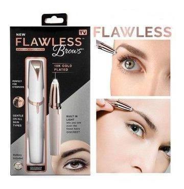 bf - depilador portatil de cejas flawes brows removedor vell