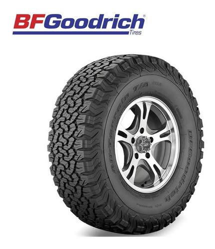 bfgoodrich all terrain ko2 robustez y duración lt265/65r17