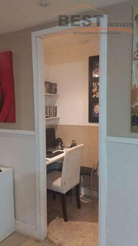 b.funda 134 m² - 3 dormits 1 suíte - varanda gourmet - 2 vagas - estuda permuta - ap4479
