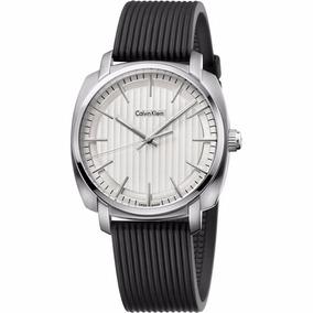 1a2fe8ae1984 Reloj Calvin Klein Cuadrado En - Relojes en Mercado Libre México