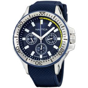 a24ee207 Reloj Nautica Steel - Reloj para de Hombre Nautica en Mercado Libre México