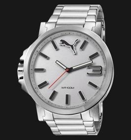 Reloj 103462n Apt Hombre De Acero Pulsera Puma vmw0N8n