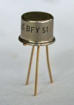 bfy51 motorola npn transistor to-39