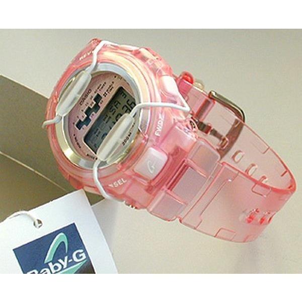 2049a41a16a Bg-1001-4av Relógio Casio Baby-g Rosa Feminino - R  504