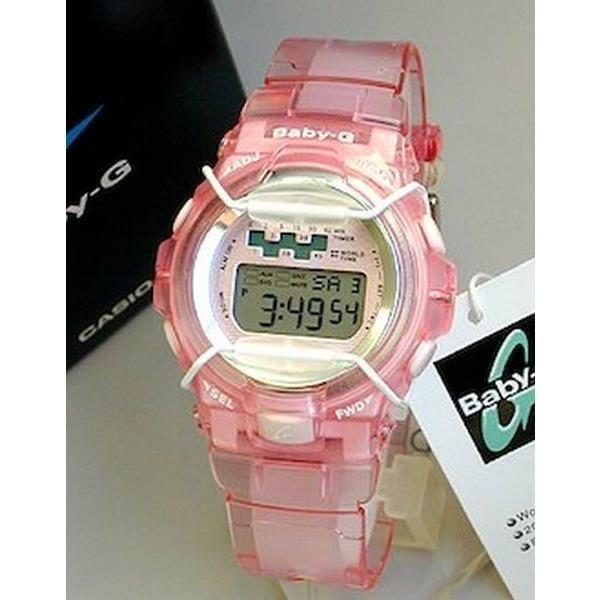 6f0c6aa9a1a Bg-1001-4av Relógio Casio Baby-g Rosa Feminino - R  504
