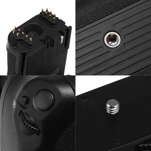 bg-e14 battery grip pack para canon eos 70d 80d dslr cámara
