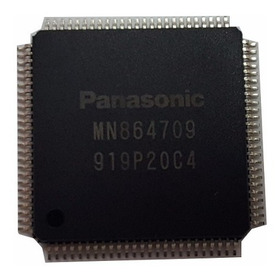 Bga Chipset Qfp Mn864709 (panasonic) (lead-free) Novo