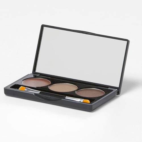 bh cosmetics flawless brow trio light cejas perfilado claro