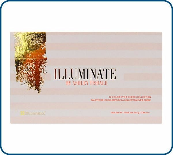 7103d94be24c Bh Cosmetics Illuminate By Ashley Tisdale  Night Goddess -   480