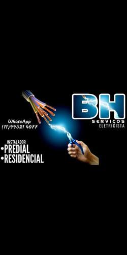 bh serviços.elericista instador residencial e predial