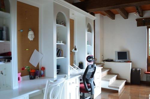 bhv1022.15-casa en venta en lomas de santa fe. privacidad y confort inigualable.