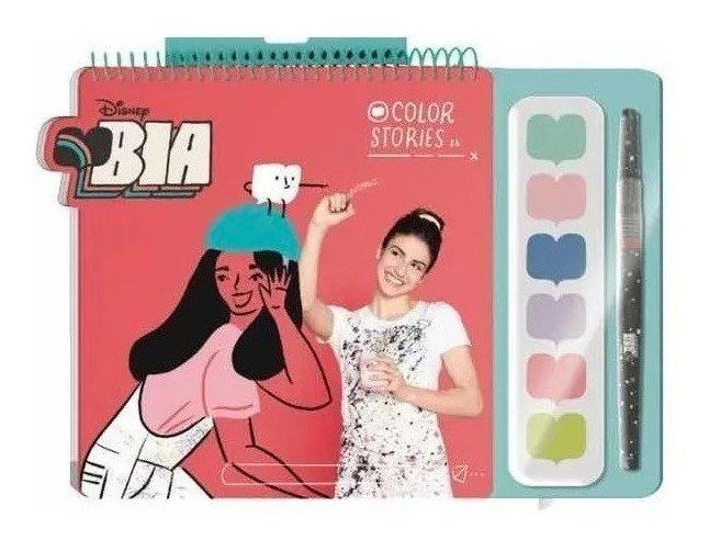 Bia Set Acuarelas Disney Bia Libro Para Pintar 886 00 En