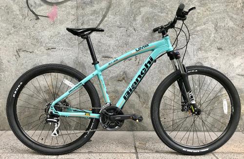 bianchi kuma 27.3 en palermo bicicleta mtb r 27.5 acera 24v