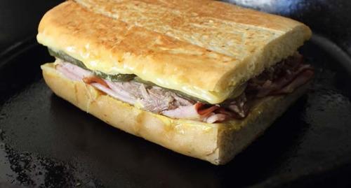 biarlis te ofrece delicias sándwich cubano