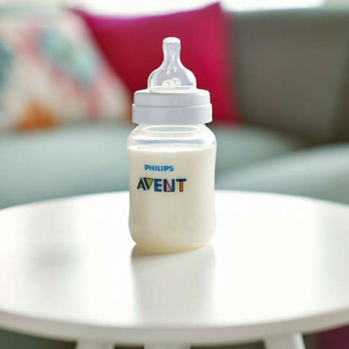 biberon philips avent scf563/37 classic plus pp 260ml 3 pzas